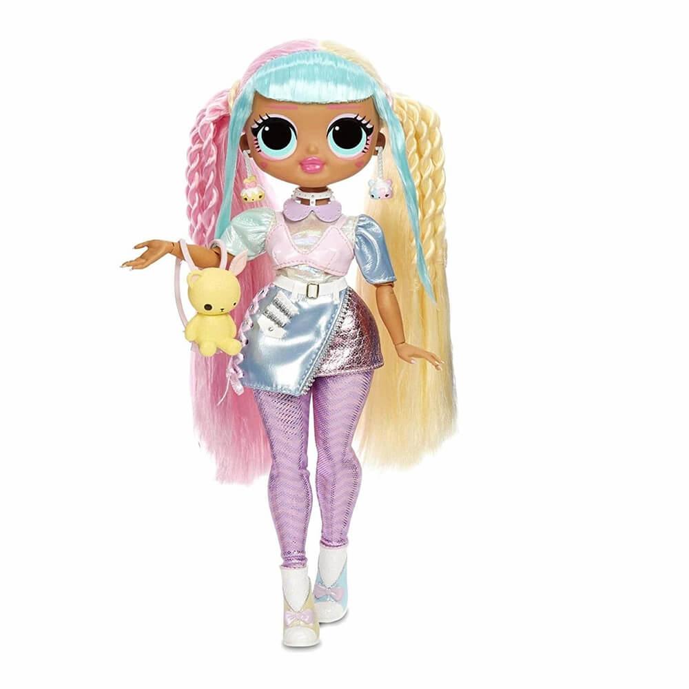 Большая кукла LOL Surprise OMG Candylicious Fashion Doll с 20 сюрпризами - 6