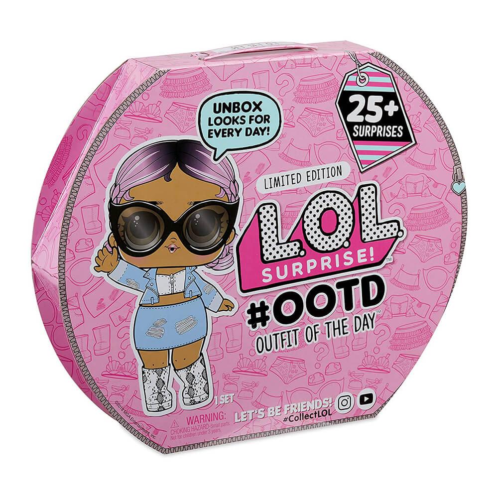 Кукла LOL OOTD (Outfit Of The Day) (ЛОЛ интерактивный календарь) - 2