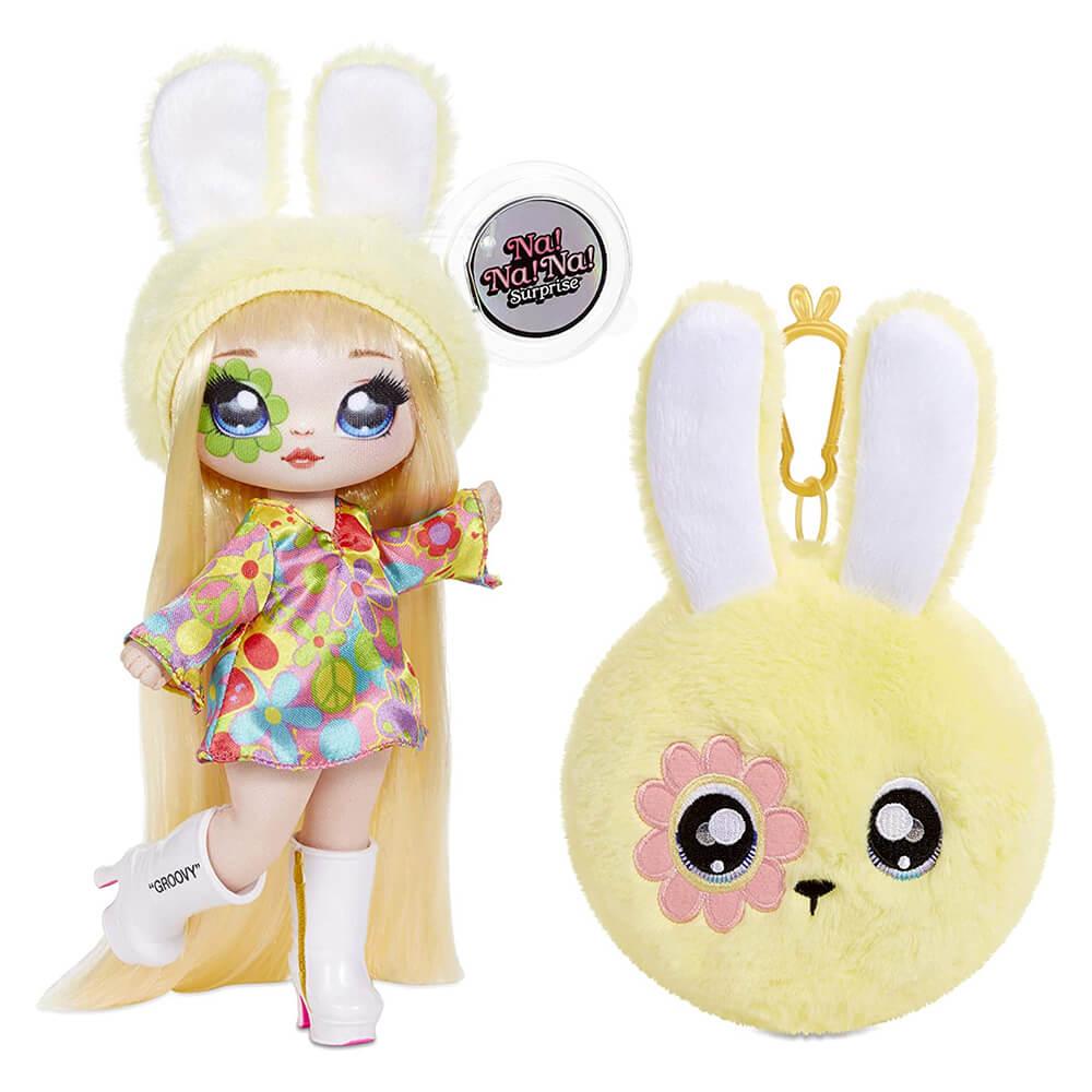 Кукла LOL Surprise Na! Na! Na! Surprise PLUSH COLLECTIBLE 4 Серия с мягкими куклами внутри